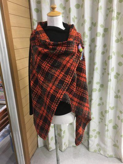 オリジナルマント¥6480